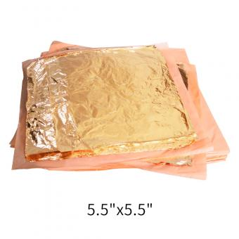 Shiny Gilding Imitation Gold Foil Sheets