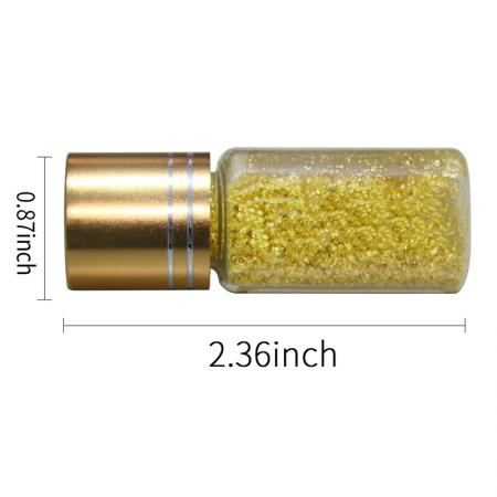 Edible FDA Gold Foil Small Flakes